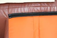 zusätzliches Gurtband als Verstärkung Hüpfburg