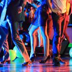 Tanzbeleuchtung